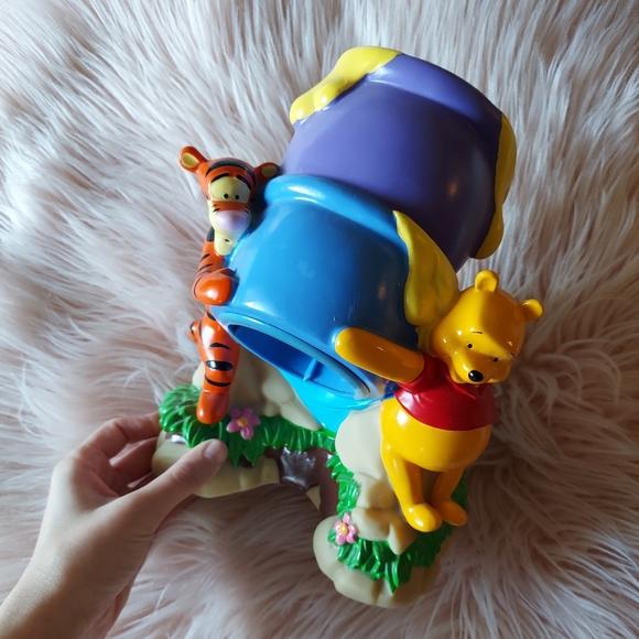Winnie the Pooh Dixi Cup Bathroom Dispenser